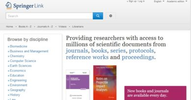 Springer Nature E-book