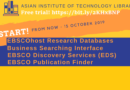 Trial: EBSCO Discovery Services