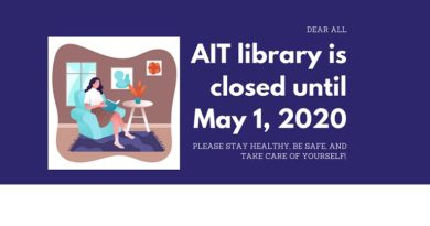 Extend Library Closure to 1 May 2020