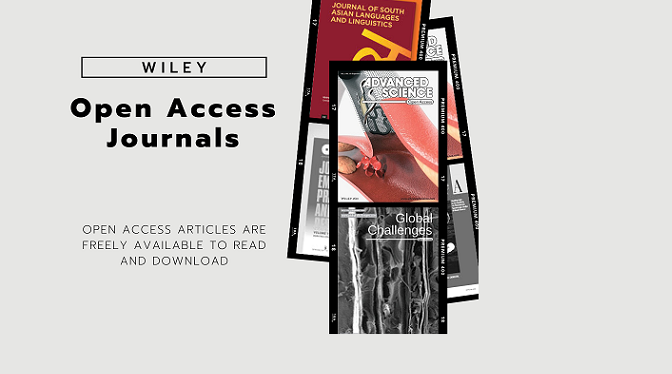 Wiley Open Access Journals