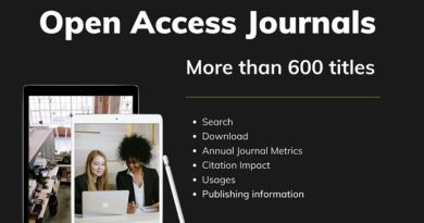 List of Open Access Journals