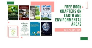 Free Book Chapters on Earth and Environmental Areas