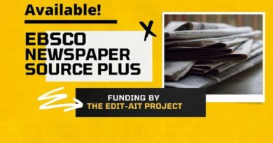 EBSCO Newspaper Source Plus